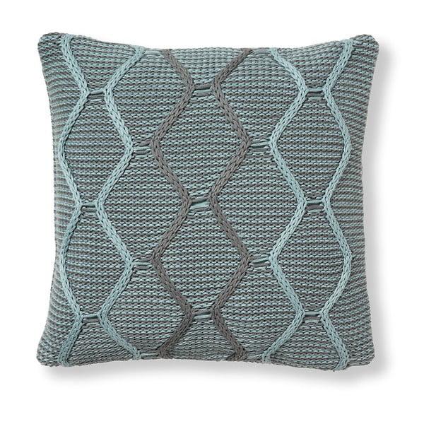 Niebieska poduszka La Forma Art, 45x45 cm