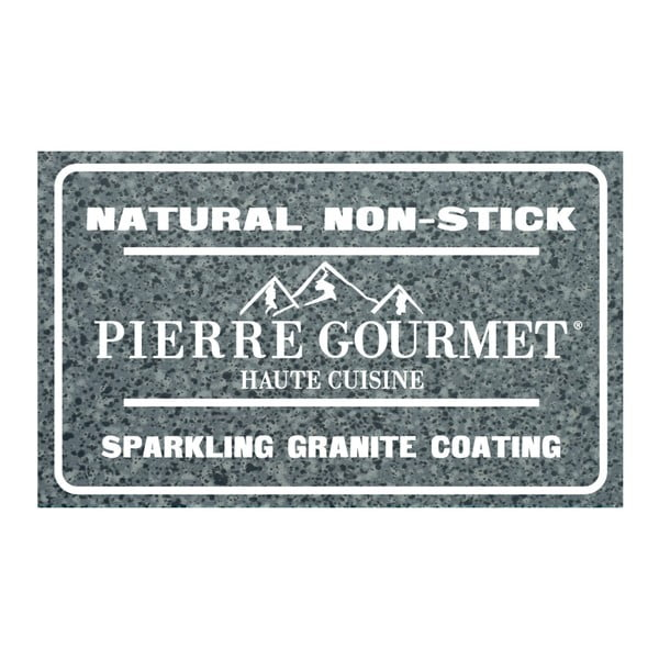 Garnek z pokrywką Bisetti Pierre Gourmet, ø 24 cm