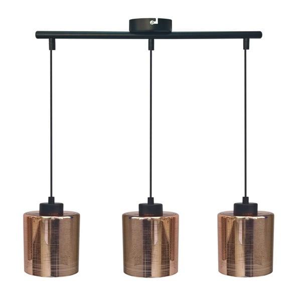 Lampa Candellux Lighting Cox 3, miedziana