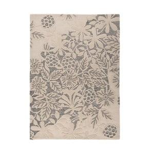 Szary dywan wełniany Flair Rugs Loxley, 120x170 cm, szary