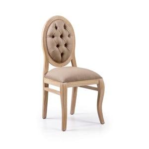 Krzesło z drewna mindi Moycor Bromo, 45x54x105 cm