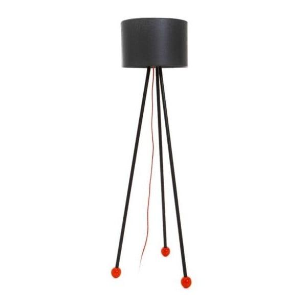 Lampa stojąca Morello Black/Black