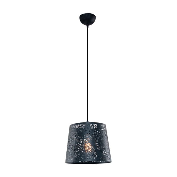 Lampa wisząca Santiago S, czarna