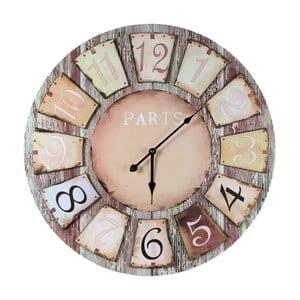 Zegar Pastel Paris, 60 cm