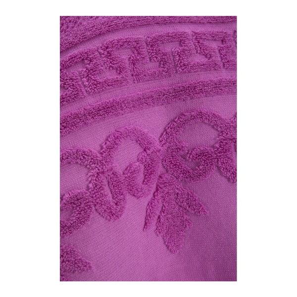 Ręcznik Hamam Casadora Lilac, 70x140 cm