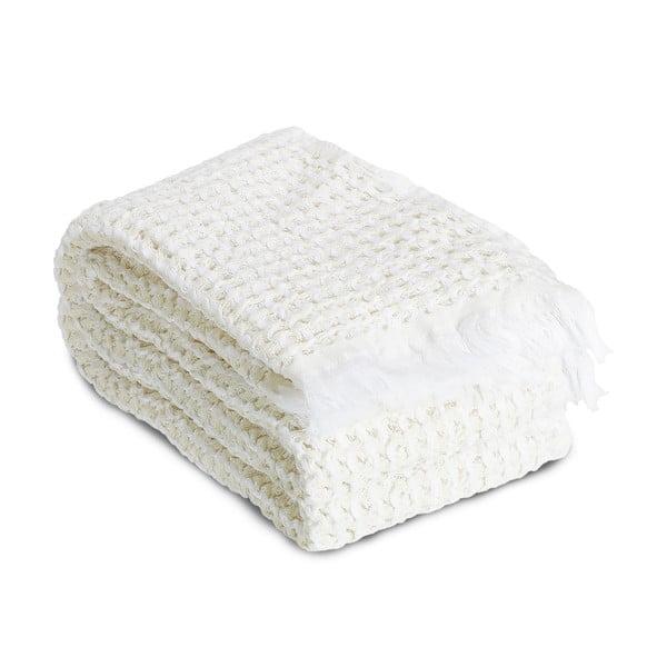 Ręcznik Whyte 65 x 100 cm, biało-beżowy