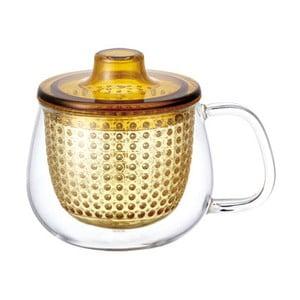 Kubek Unimug Wine, żółty