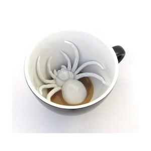 Kubek Spider, 445 ml, czarny
