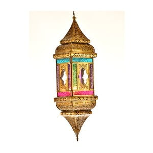 Lampion arabski Goa 13x50 cm