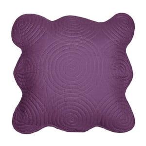 Poszewka na poduszkę Uni Prune, 60x60 cm