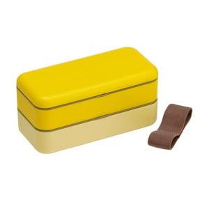 Pudełko na lunch Earth Yellow, 600 ml