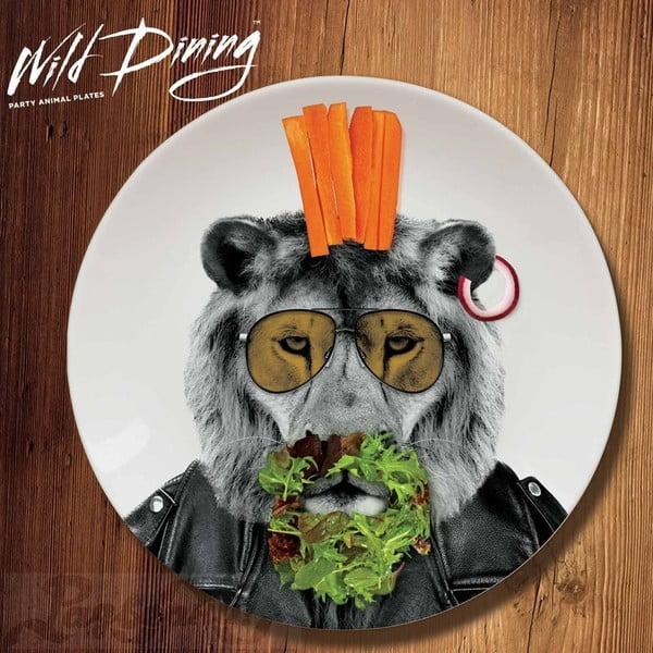 Talerz Wild Dining Lew