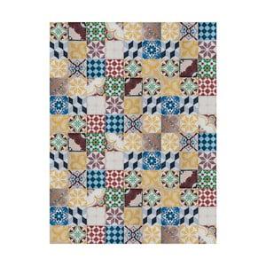 Dywan winylowy Mosaico Vintage, 100x150 cm