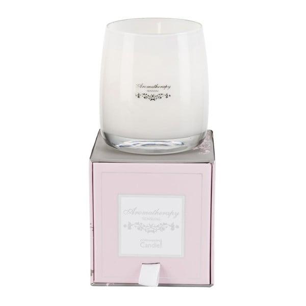 Świeczka zapachowa Copenhagen Candles Aromatherapy Sensual Glass, czas palenia 40 godz.