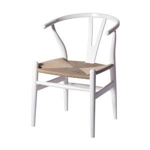 Krzesło Silla Toscana Blanca