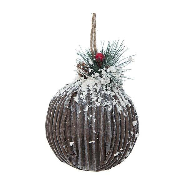 Dekoracja wisząca Brown Ball
