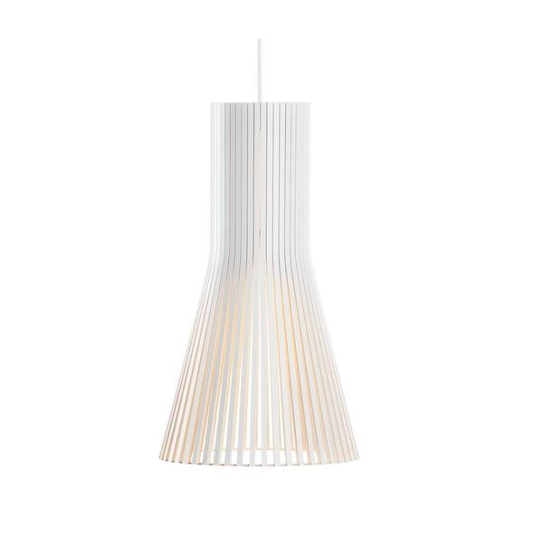 Lampa wisząca Secto 4201 White, 45 cm