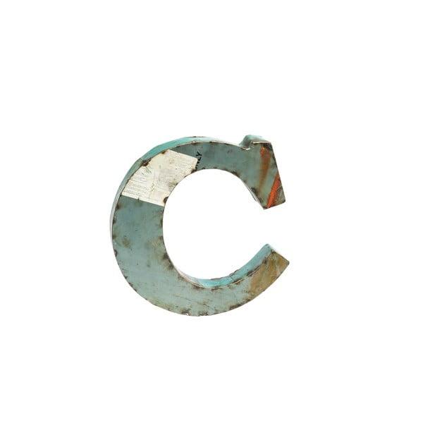 Litera Alfabeto C