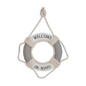 Dekoracja wisząca Welcome on board