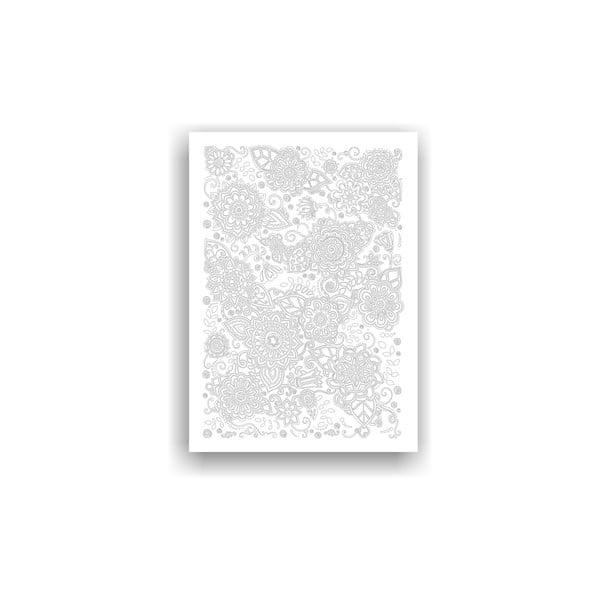 Obraz do kolorowania 80, 70x50 cm