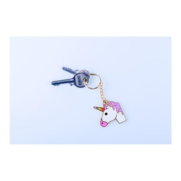 Breloczek na klucze DOIY Unicorn