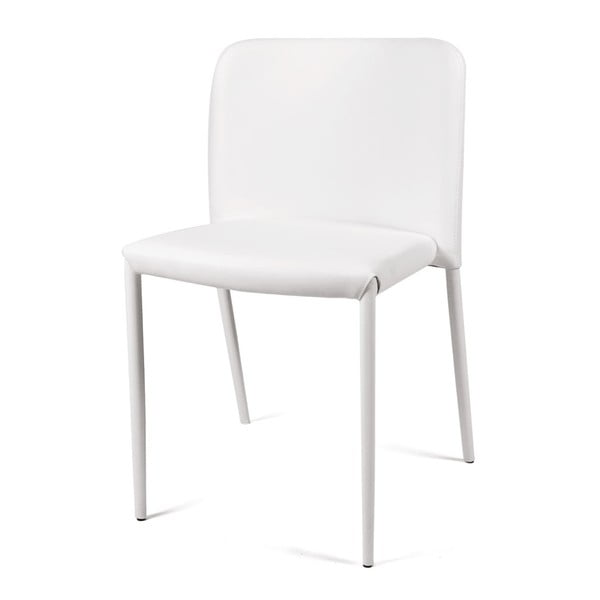 Krzesło Lilia, białe