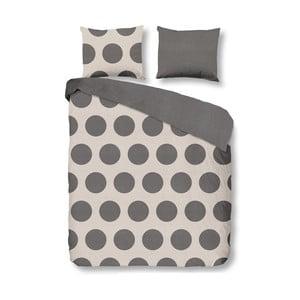 Pościel Dots Grey, 140x200 cm