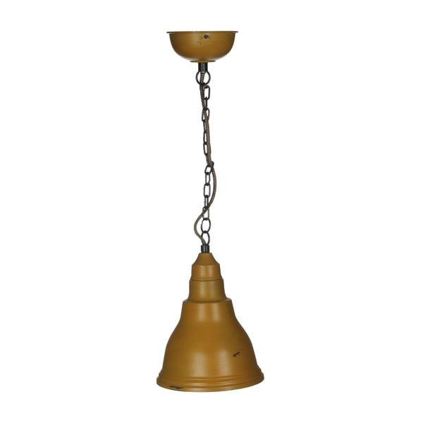 Lampa sufitowa Palma Ochre, 25x20 cm
