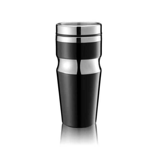 Czarny kubek termiczny XD Design Contour