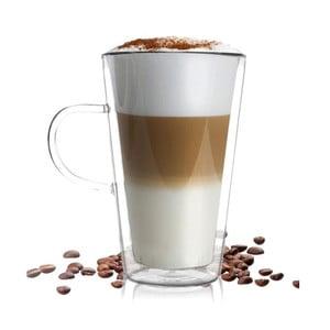 Szklanka   z podwójną ścianką Vialli Design Amo Latte, 320 ml