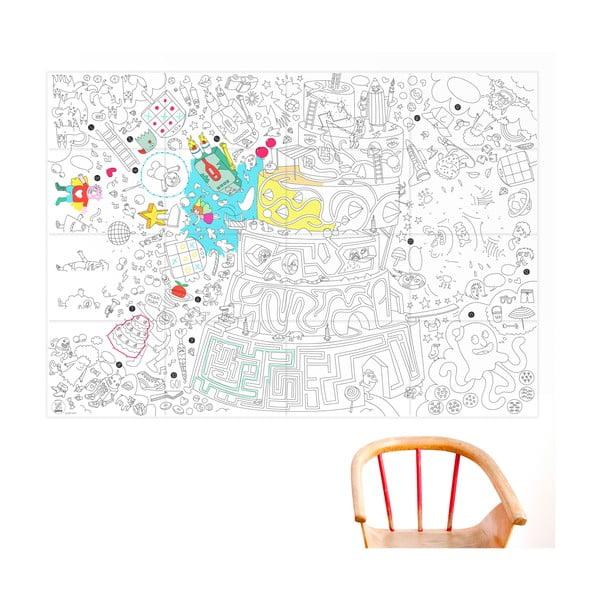 Kolorowanka Play (70 x 100 cm)