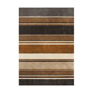 Wełniany dywan Country Sand, 140x200 cm