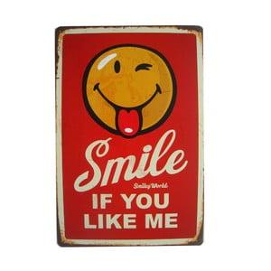 Tablica Smile, 20x30 cm