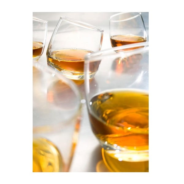 Bujające  się szklanki do whisky Sagaform, 6 szt