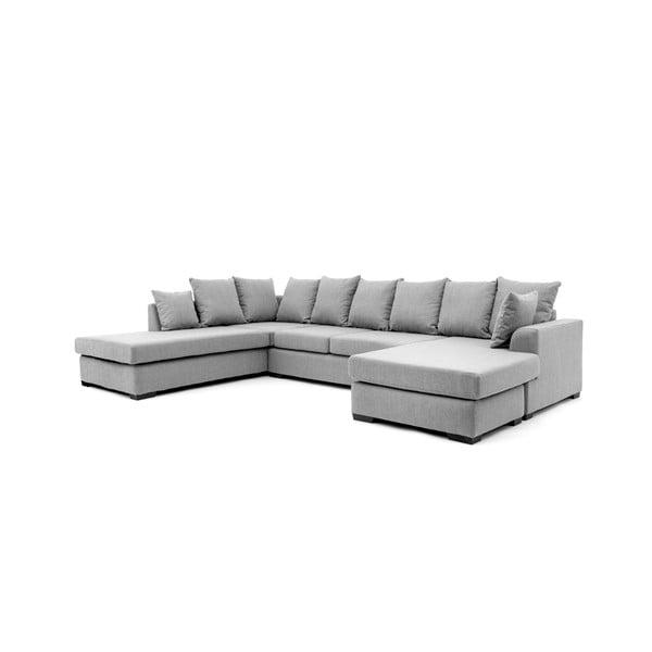 Szara sofa VIVONITA Linus