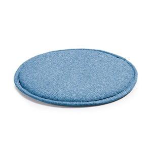 Niebieska poduszka na krzesło La Forma Stick