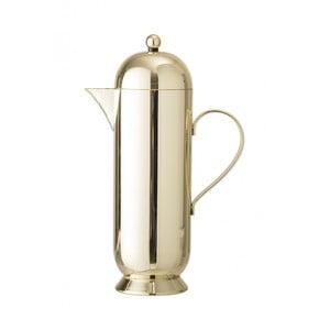 Dzbanek do kawy w złotej barwie Bloomingville Coffee Pot