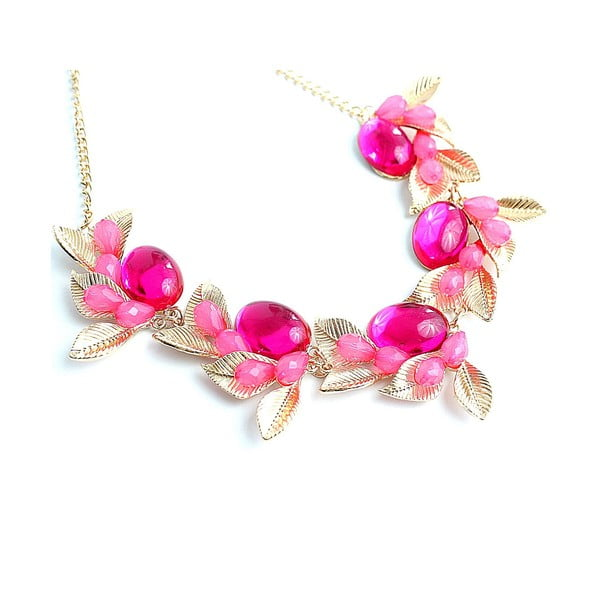Naszyjnik Pink Flower