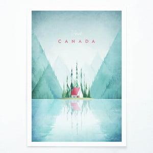 Plakat Travelposter Canada, A3