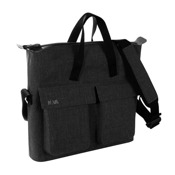 Torba Superbag Briefcase Dark Grey