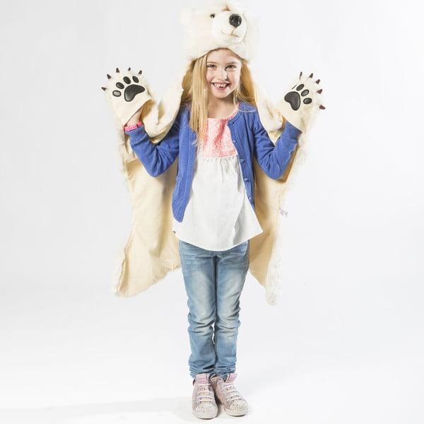 Kostium i dywanik w jednym Niedźwiedź polarny