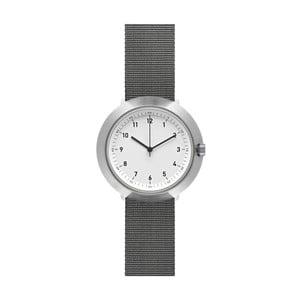 Zegarek White Fuji Grey Nylon, 43 mm