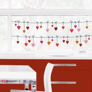 Naklejka Hearts Washing Lines