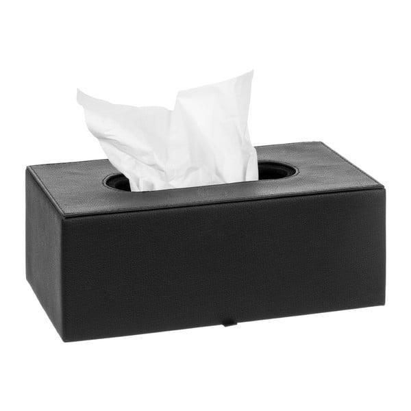 Pudełko na chusteczki Kleenex Art Black