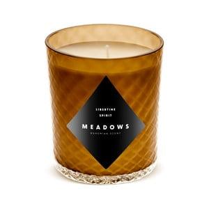 Świeczka Ginger Tea o zapachu imbiru i trawy cytrynowej, 60 godz. palenia