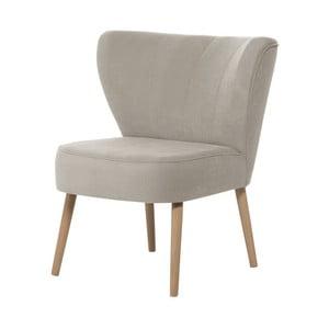 Kremowy fotel My Pop Design Hamilton