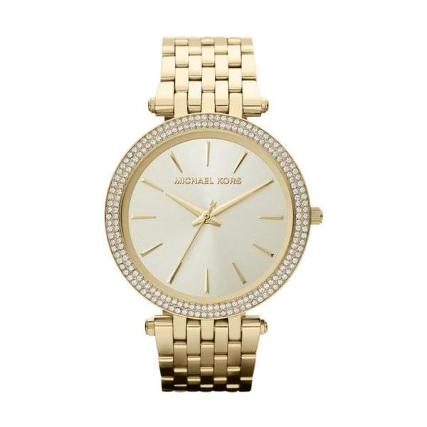 Zegarek damski w kolorze złota z kamyczkami Michael Kors Darci