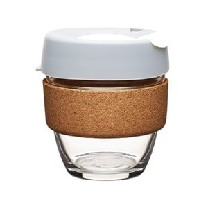 Kubek z pokrywką KeepCup Brew Cork Edition Fika, 227 ml