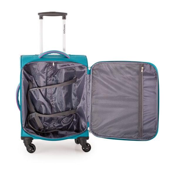 Zestaw 3 walizek Trolley Azul