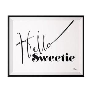 Plakat Sweetie, 40x50 cm